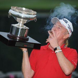 Miguel Angel Jimenez career photos | Golf.com