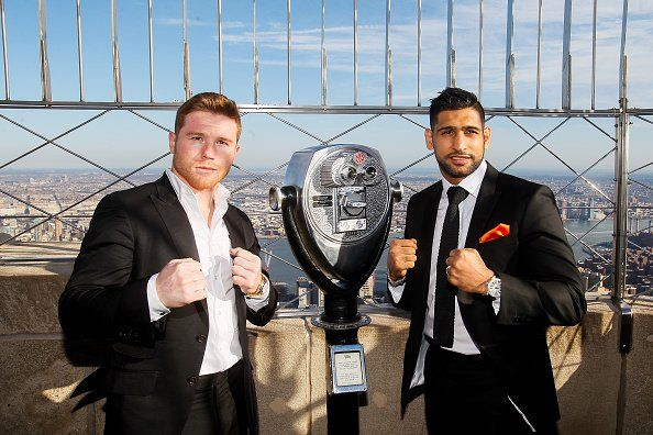 Canelo vs Amir Khan Fight live streaming