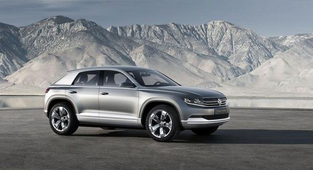The New 2015 VW Tiguan