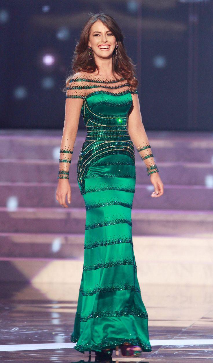 Irene Esser - Miss Venezuela en Miss Universe  2012 en Las Vegas (Dic 19 de 2012)