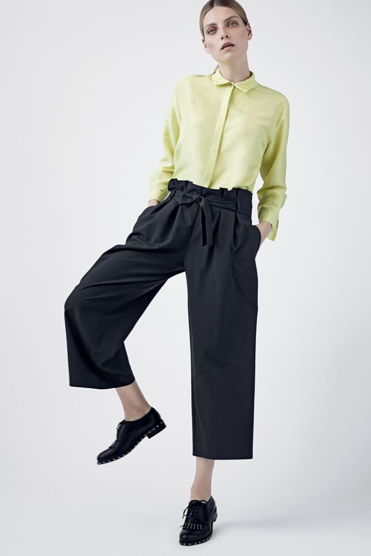 The easy way: culotte-pants flatter all shapes and sizes. We just love these Winniw Culotte trousers from VERO MODA. #stockmann #inspiroidu