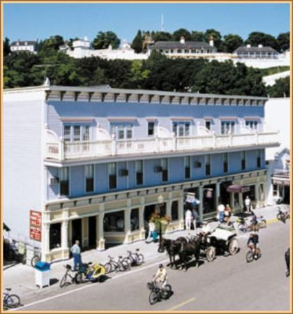 Murray Hotel Lunch & Dinner Buffet, Mackinac Island - Restaurant Reviews -  TripAdvisor