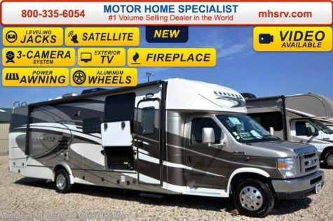 New 2016 coachmen concord 300ds w jacks sat alum wheels for Motor home specialist inc alvarado texas