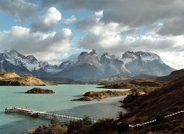 Patagonia Chilena. Torres del Paine y el Lago Pehue