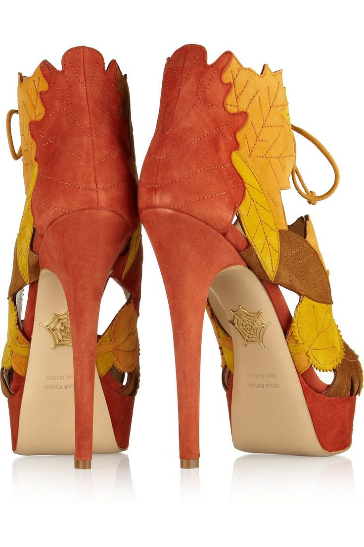 Charlotte Olympia, Shoes