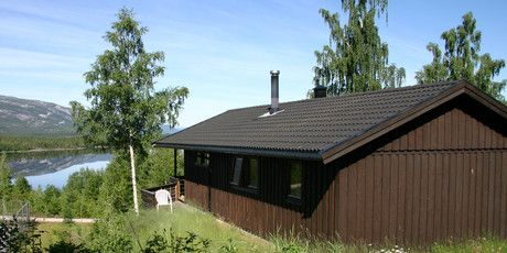 Vrådal, Telemark, a wonderful place  in summer/autum.  The host at this place are wonderfull people. Take a look: