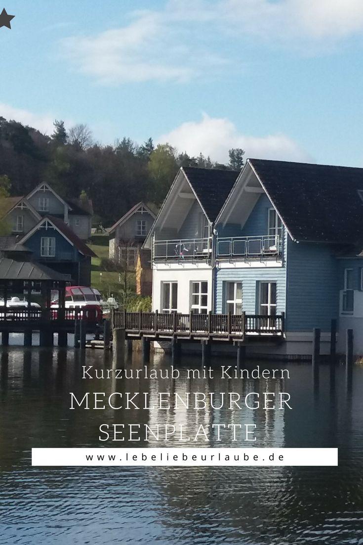 Wir waren für 4 Tage in Mecklenburg und haben dort u. a. einen tollen Bootsausflug unternommen.
