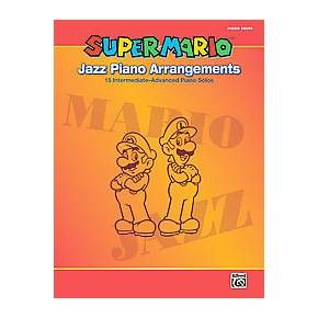 The globally beloved musical themes of Nintendo's Super Mario(tm) video games sound great when they're played on the piano, and these new jazzy renditions make them more fun than ever! Each arrangement in this collection was crafted under direct supervision by Nintendo and renowned video game composer Koji Kondo, so each theme retains its musical integrity---but with a unique and lighthearted twist that's guaranteed to entertain. Pianists will enjoy the challenge of th...