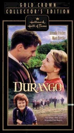 Set in 1940s Ireland, Hallmark's Durango is a story of  adventure, love, money and integrity starring Patrick Bergin, Gearge Hearn, Matt Keeslar and Brenda Fricker. #hallmark #durango