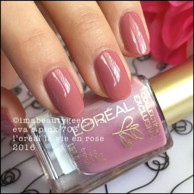 Loreal Nail Polish Swatches: 41 Best L'Oreal Polish Swatches Images On Pinterest
