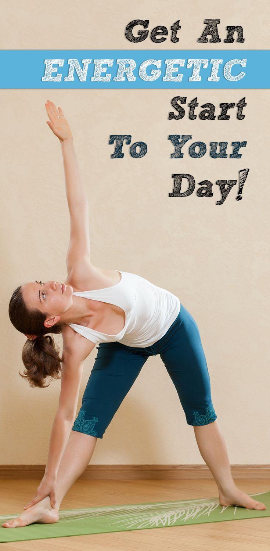 Exercice Du Yoga  :     L'exécution d'exercices yogiques vous aidera non seulement à obtenir l'activité nécessaire … mais vous aidera également à faire un début énergétique à votre journée  - #Yoga