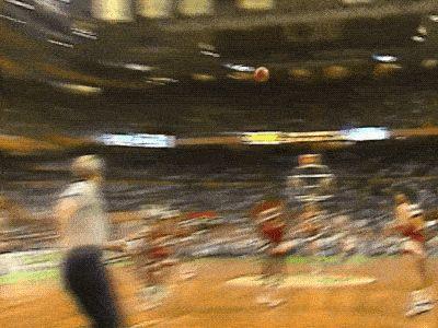 Larry Bird to Robert Parish – Boston Celtics