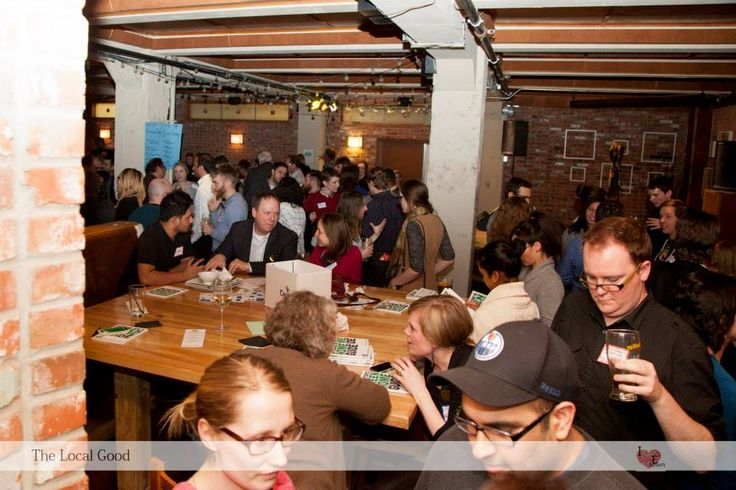 Four reasons to come to Green Drinks: Election 2015 - Meet Your Candidates (7 October 2015) | The Local Good | #greendrinksyeg