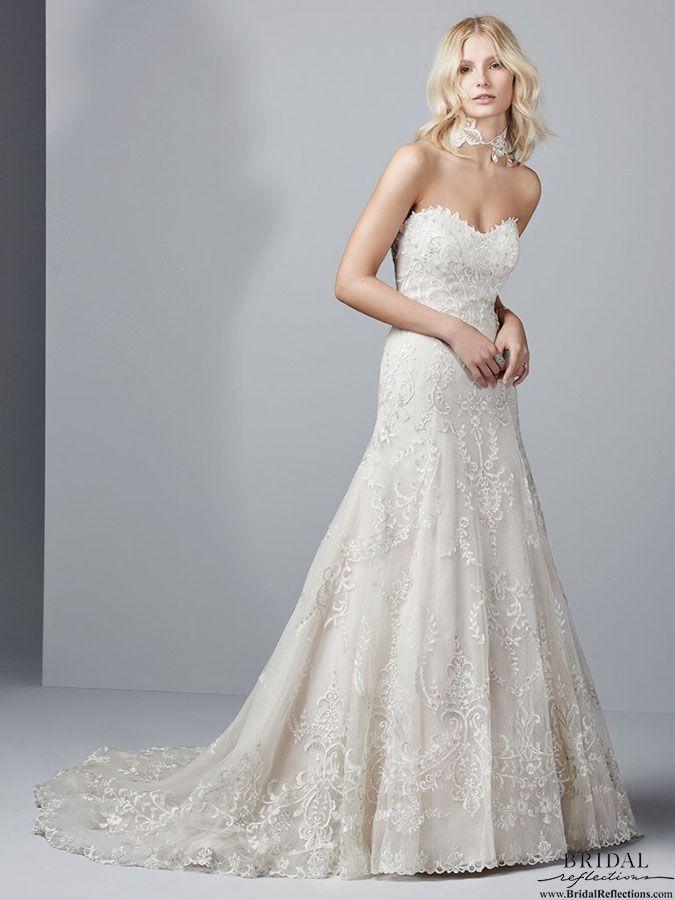 16 besten wedding dress Bilder auf Pinterest | Hochzeitskleider ...
