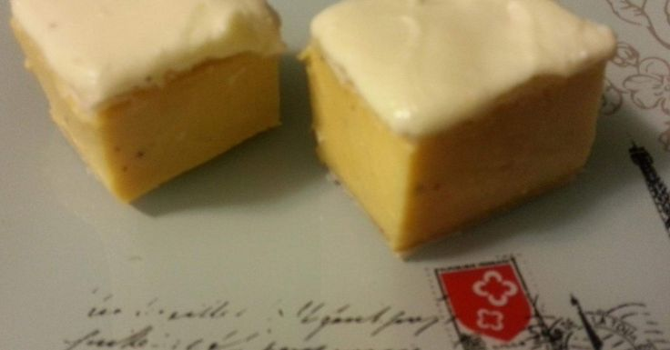 Old Fashioned Vanilla Slice
