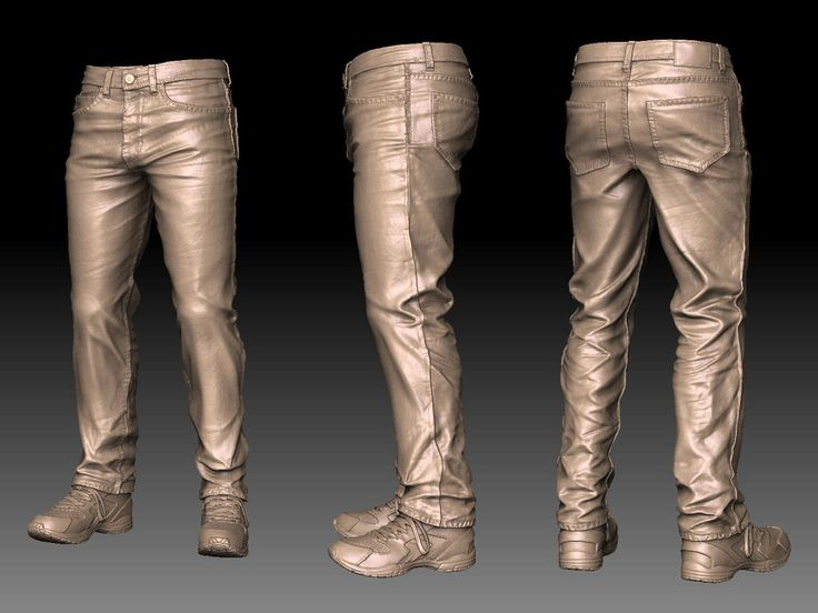 Cloth Sculpting practice by Ben Davis | Realistic | 3D | CGSociety