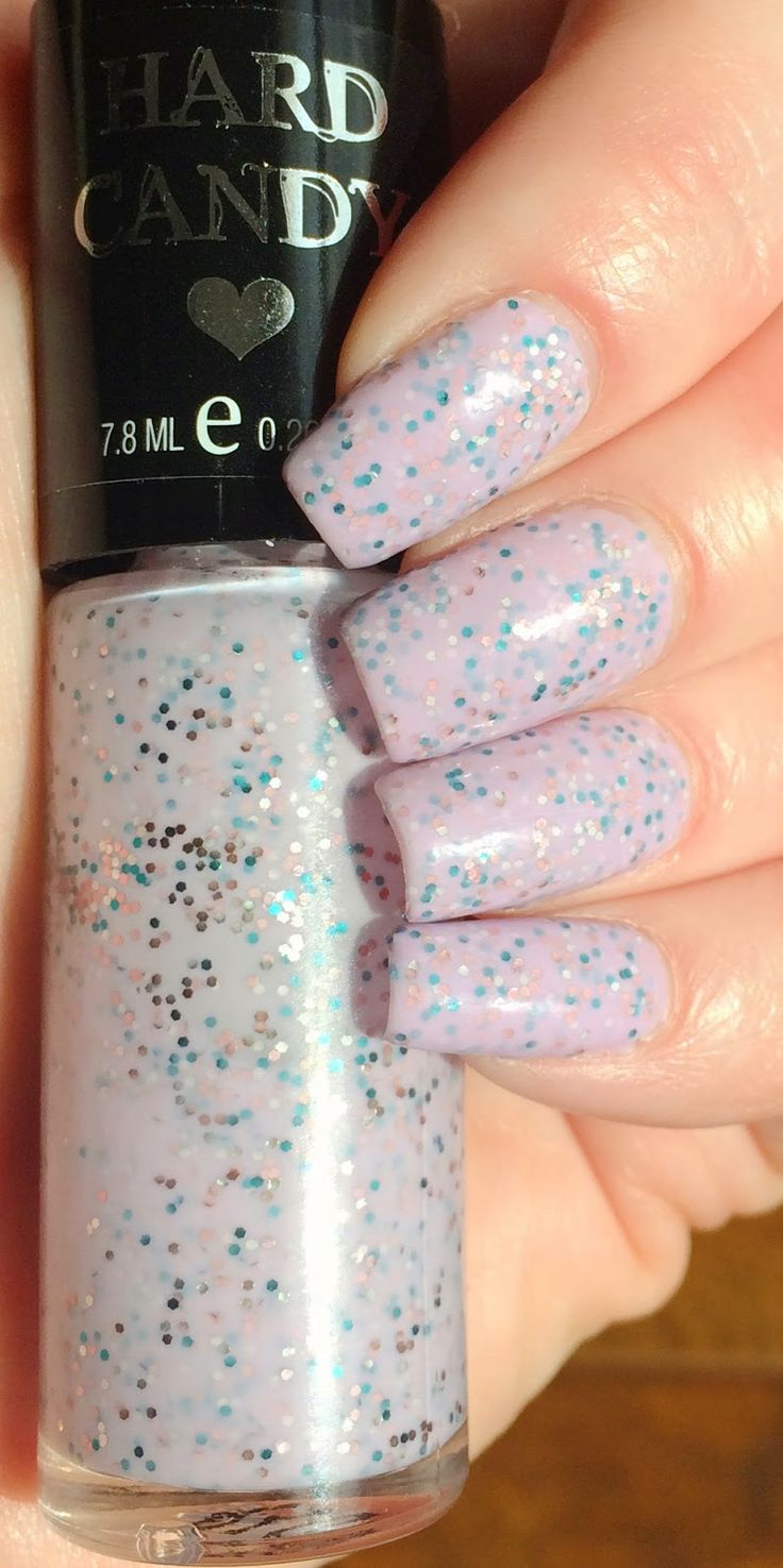 Pixie Pink Manicure - Hard Candy