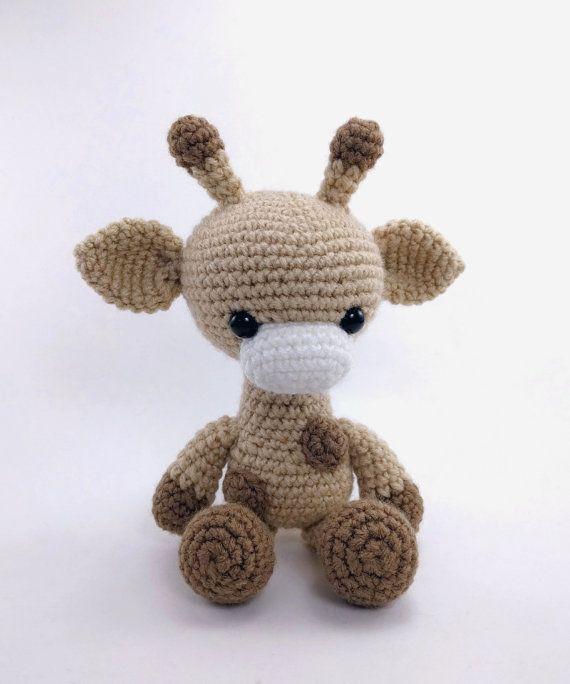 Amigurumi Free Patterns Pdf : Best ideas about crochet giraffe pattern on pinterest