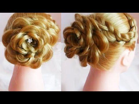 Come acconciare i capelli a forma di Rosa :) | Tanti Buoni Consigli Per Te