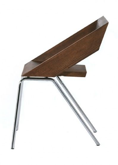 Quba Chair -- And Then Design