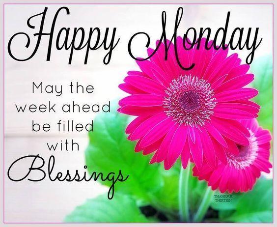 Best 25+ Monday Greetings Ideas On Pinterest