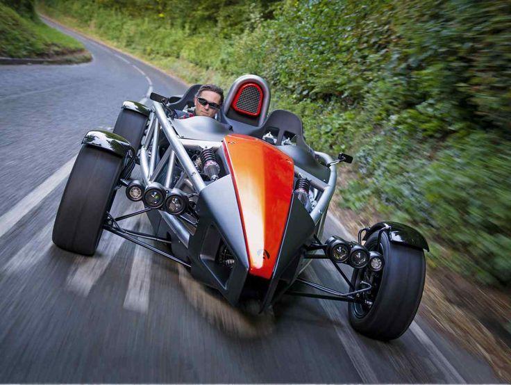 Ariel Motor Company Atom 3.5, from £34,000