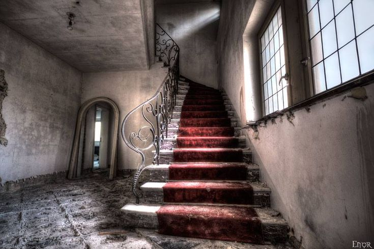 Urbex, Urbanexploration, Abandoned, Lost Places, Rotten, Decay