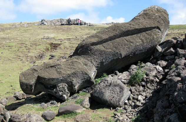 Archeologists Found Something On Easter Island That Leaves Them ...