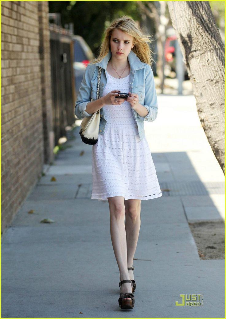 Emma Roberts Artist Style Fashion Pinterest Emma