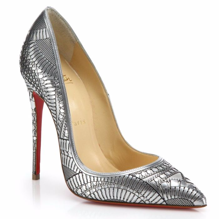 My Christian Louboutin wish list including the classic nude and black So  Kate pumps along with turquoise, cork, chiffon, and laser cut models.