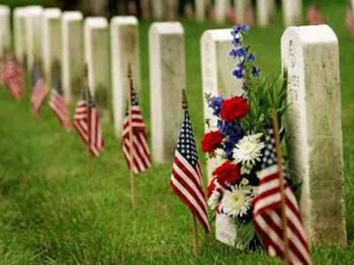 when is memorial day this week