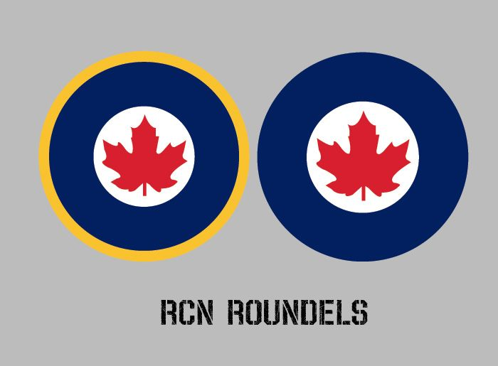 Roundel Round-Up > Vintage Wings of Canada