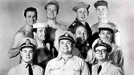 Cast of McHale's Navy