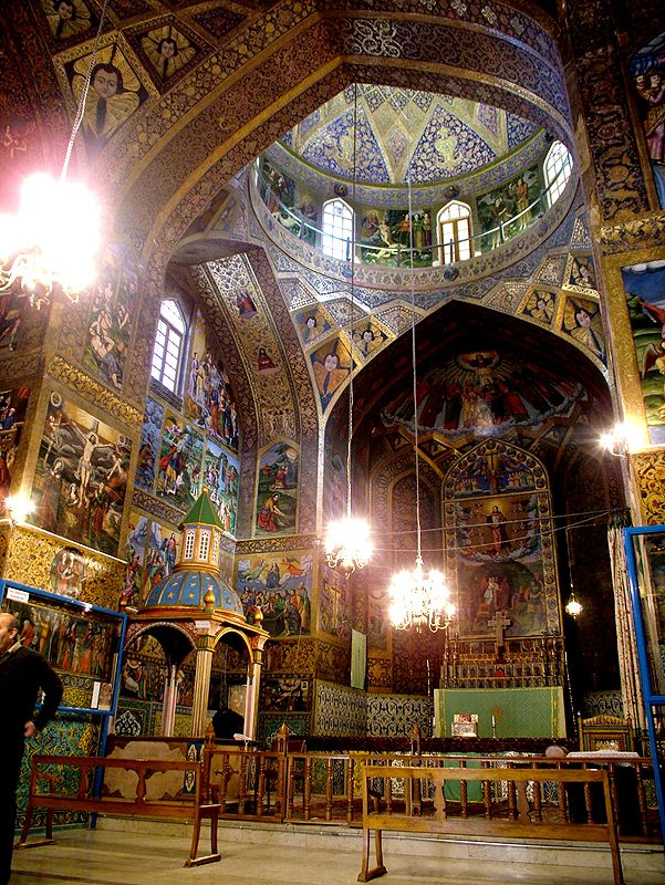 Vank Church, Esfahan #Iran