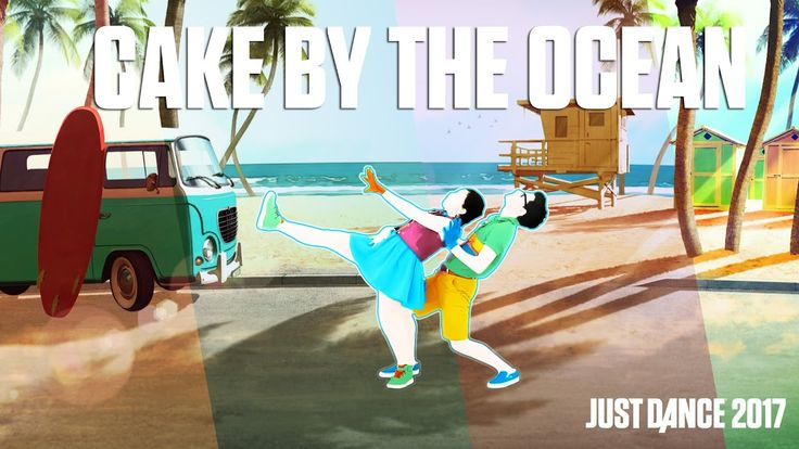 DNCE - Cake By The Ocean | Just Dance 2017 | Alternate Gameplay preview