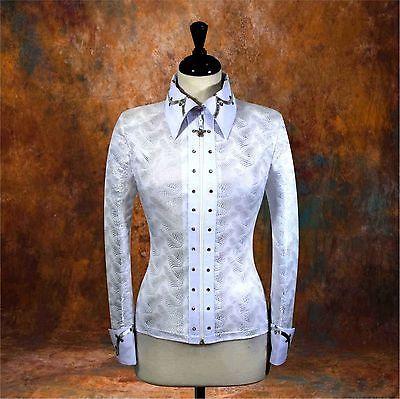 Other Rider Clothing 3167: 3X-Large Showmanship Western Horsemanship Show Jacket Shirt Rodeo Queen Pleasure -> BUY IT NOW ONLY: $79.98 on eBay!