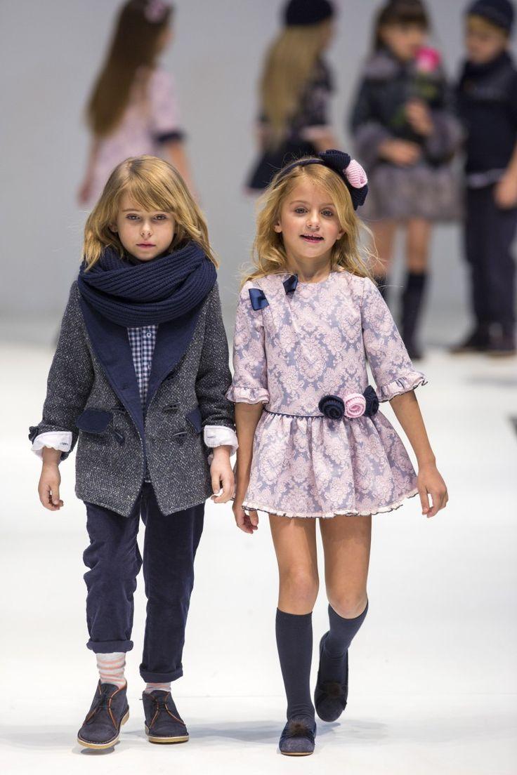Foque Otoño-Invierno 2015/2016 - FIMI 2015: La moda infantil sale a la calle - TELVA.com