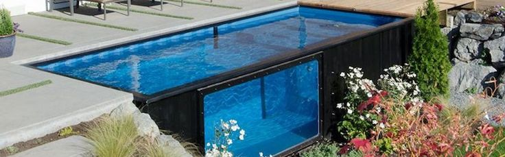 25 Awesome Shipping Container Swiming Pool Design Ideas https://decomg.com/25-awesome-shipping-container-swiming-pool-design-ideas/