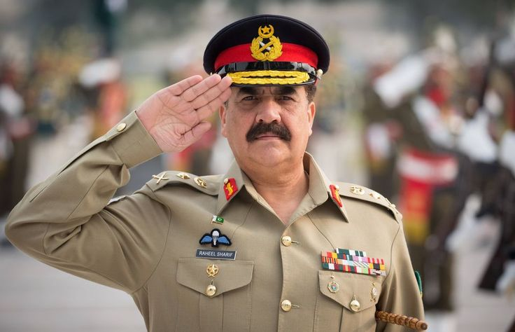 For the first time in the history of Pakistan, six high ranking army officers, including a three-star general, were dismissed from service over corruption.