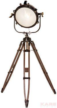 SL Spot Jumbo Brass 228cm