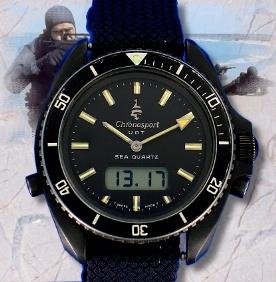 Chronosport UDT watch