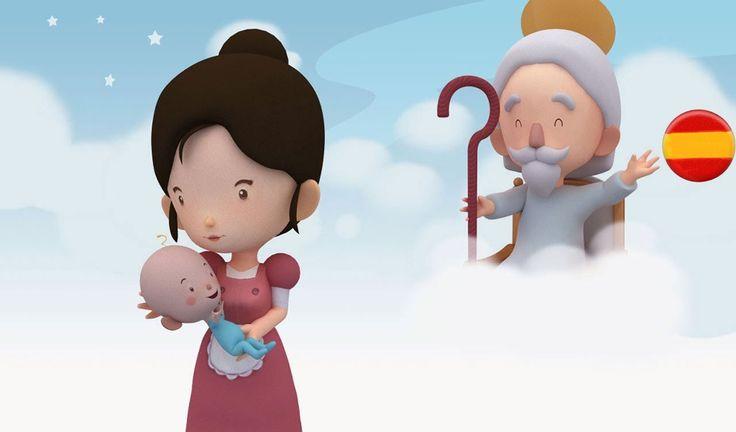 EL ANGEL DE LOS NIÑOS - Cuentos infantiles