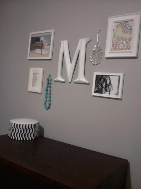 Frame CollageGray Wall