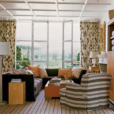 Designer Spotlight: Tim Clarke. Casual Living RoomsCozy ...
