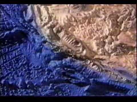 Desplazamiento de Placas Tectónicas - YouTube