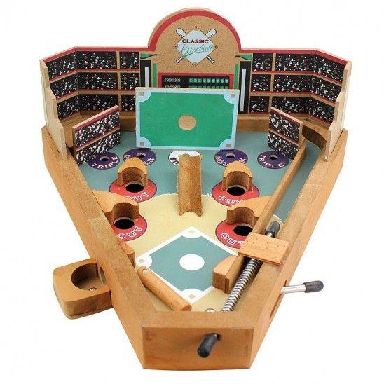 Vintage Baseball Pinball Game http://www.shareasale.com/r.cfm?u=740068&b=212921&m=25790&afftrack=&urllink=http://www.gearxs.com/vintage-baseball-pinball-game Coupon Code Price: $ 15.99 Coupon Code: GXS-4