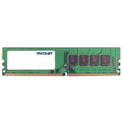 Модуль оперативной памяти ПК Patriot PSD48G21332 (PSD48G21332)  — 4111 руб. —  1 модуль памяти DDR4 объем модуля 8 Гб форм-фактор DIMM, 288-контактный частота 2133 МГц CAS Latency (CL): 15