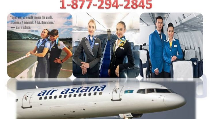Air Astana  AIRLINES Booking Phone Number 1-877-294-2845