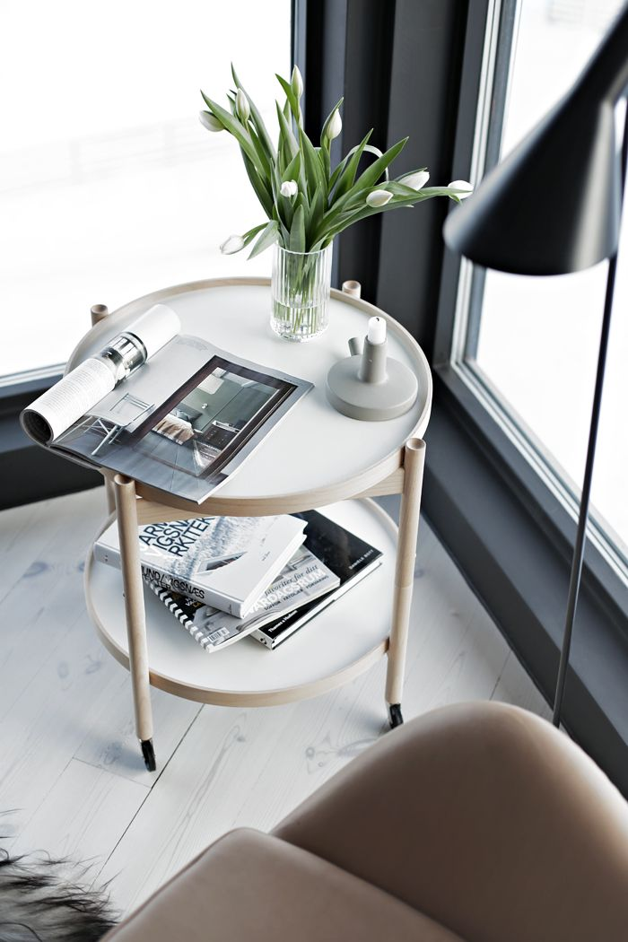 Tray Table Interior Design BlogsTray