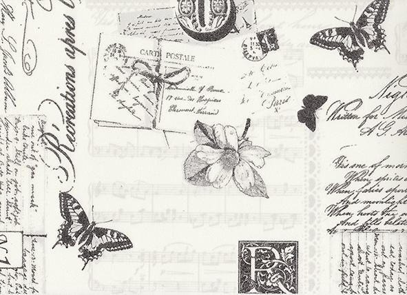 Moosgummi-Bogen Letter mit Schriftzügen